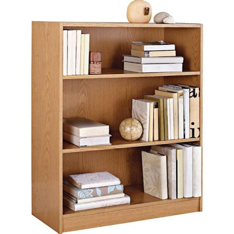 Argos Maine Bookcase by Buy Home Maine 2 Shelf Small Bookcase Oak