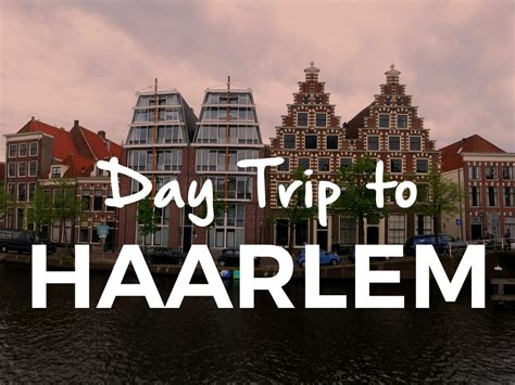 Haarlem Day Trips From Amsterdam