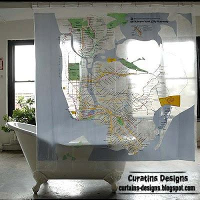 30 creative shower curtains unique designs styles photos 1