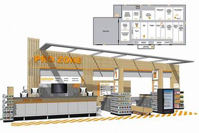 Layout Depot Analysis Retail Strategy Display Homedepot