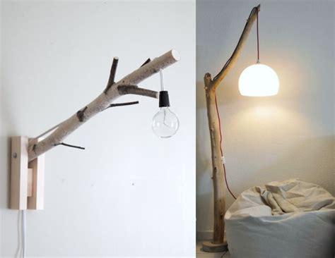 idees pour utiliser une branche darbre en deco joli place