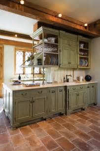 farmhouse island kitchen pop of color kitchen cabinets how to nest for less