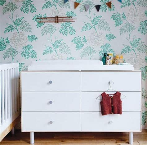 chambre bébé écologique décoration chambre de bébé écologique et minimaliste