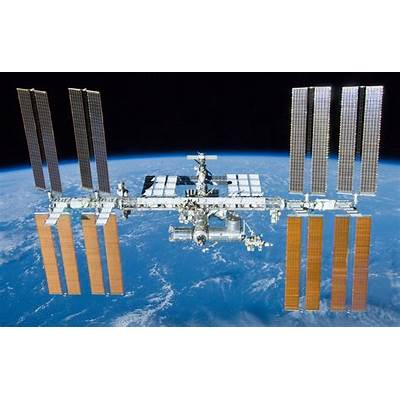space stationAstro Bob