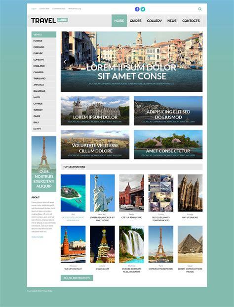 travel bureau travel guide theme 53260