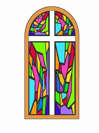 Window Clipart Church Stained Glass Clip Windows