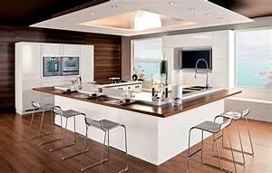ilot cuisine fait maison