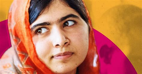 Celebrity Announces Malala Yousafzai, 'honest To God Hero