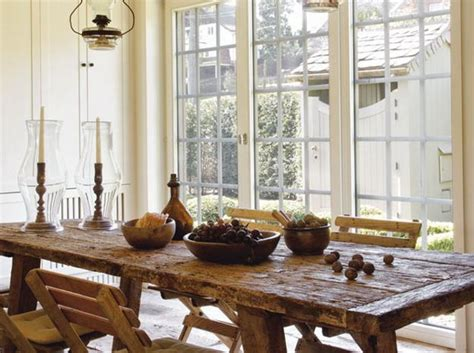 Kitchen Decor Ideas Themes - french country furniture for stunning dining room decorating with rustic vibe