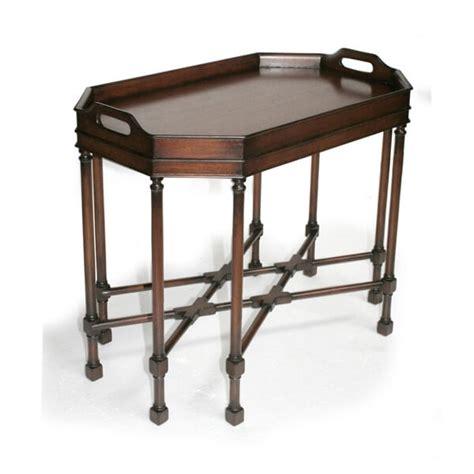beli meja hias  ruang tamu kct  kayu mahoni harga