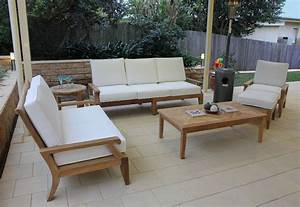 Lounge Sofa Outdoor : outdoor lounge furniture modern design bistrodre porch and landscape ideas ~ Markanthonyermac.com Haus und Dekorationen
