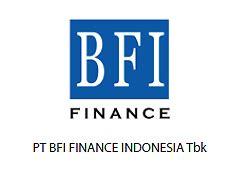 iklan lowongan kerja pt bfi finance indonesia tbk