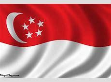 Singapore flag picture