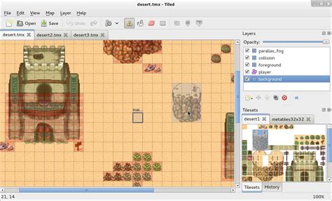 Tiled Map Editor Terrain by Programming Toxin Levels Richardjdare