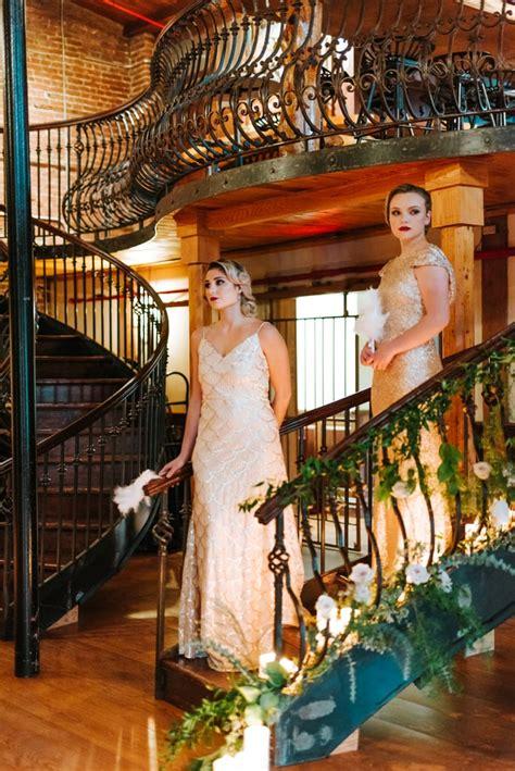 Great Gatsby Themed Wedding POPSUGAR Love &Photo 25