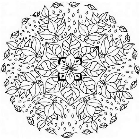 immagini da colorare mandala animali disegni astratti e mandala da colorare arte terapia per