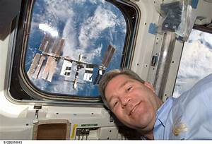 The Man Who Delivered Columbus: Astronaut Steve Frick ...