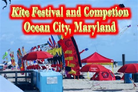 Kite Festival And 2014 Maryland International Kite