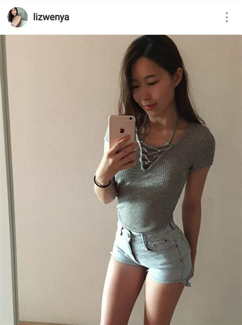 Pin On Sexy Asian Selfies