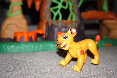 Lion Guard Rise Of Scar Playset Review