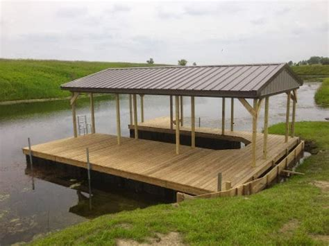 Boat Dock Plans And Designs by Buy Build Your Own Boat Dock Free Design