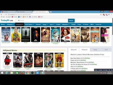 How To Downlaod Movies From Todaypk Online Free 2016
