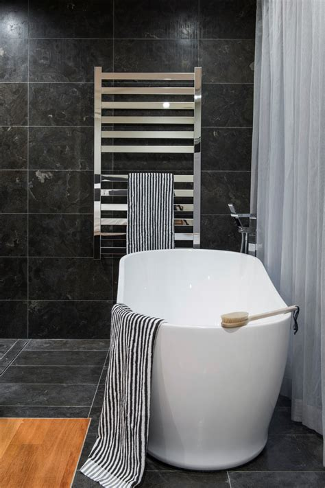 marvelous heated towel rackin contemporary montreal