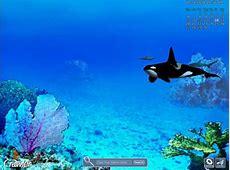 Crawler 3D Marine Aquarium Screensaver Download