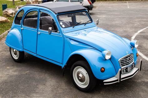 2cv For Sale Usa by Beautiful Blue Citroen 2cv With Centrifugal Clutch
