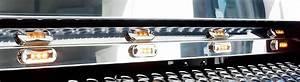 Semi Truck Side Marker Lights
