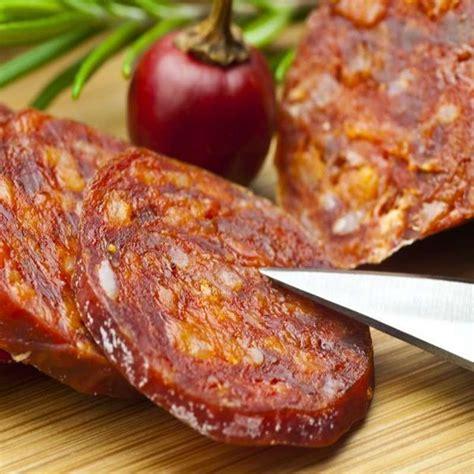 Receta de chorizo | www.cocinista.es