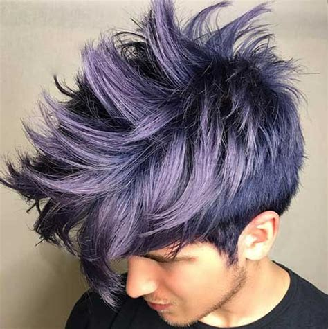20 Hair Color Men Mens Hairstyles 2018