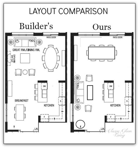 blueprint house plans house inspirations for transitional living room