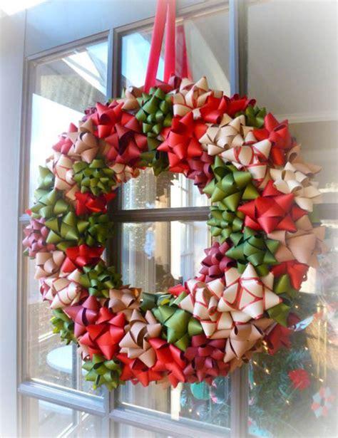 easy   homemade diy christmas wreaths christmas