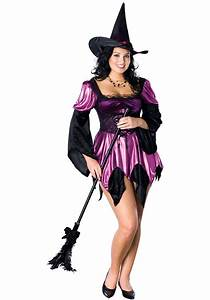 Sexy Witch Costume - Plus Size Escapade® UK