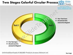 Business Power Point Templates Two Phase Diagram Ppt