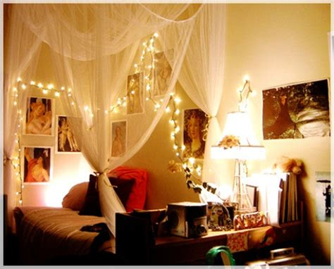 Christmas Bedroom Lights Design And Decor Ideas