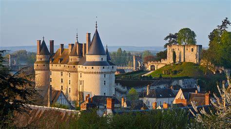Château De Langeais, Un Château Fort Animé !-touraine