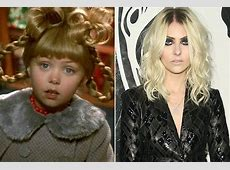 Taylor Momsen, 'How the Grinch Stole Christmas' Where
