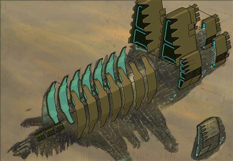 Dead Space Pixel Usg Ishimura By Unusable On Deviantart