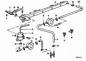 Original Parts For E30 323i M20 4 Doors    Fuel Preparation