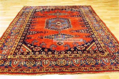 galerie teppich alter antiker wiss 225x160 cm heriz orient teppich galerie