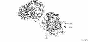 Infiniti Qx30 Engine Oil Drain Plug Gasket  Pan