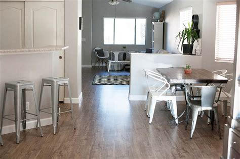 New Floors! Shaw Floors Resilient Vinyl — All For The Boys. The Wallpaper Company. Accent Chests And Cabinets. Laundry Room Cabinets Ikea. Point Construction. Mid Century Modern Desk. Bertazzoni Appliances. Apartment Living Room. Toy Organizer