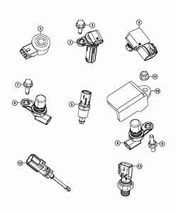 2013 Dodge Dart Sensor  Oil Pressure