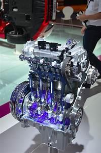 Frankfurt  Ford Debuts The 1 0 Litre 3