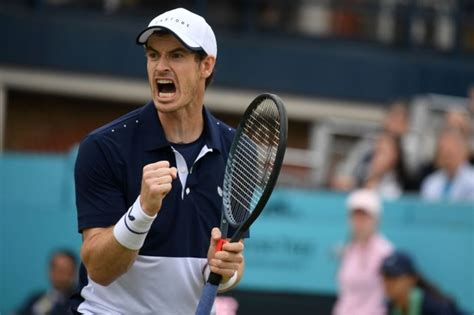 Sir andrew barron murray obe (born 15 may 1987) is a british professional tennis player from scotland. Andy Murray wins Queen's alongside Feliciano Lopez in ...