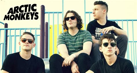 Arctic Monkeys Join Blur, Kings Of Leon And Queens Of The