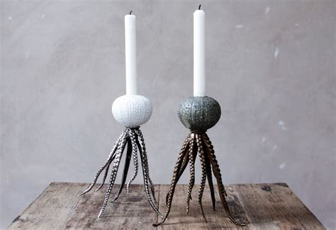 octopus candle holder octopus candle holder nyheter artilleriet inredning