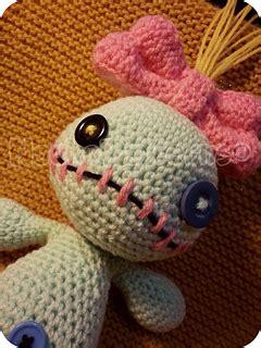 ravelry scrump lilo  stitch amigurumi pattern  nouko